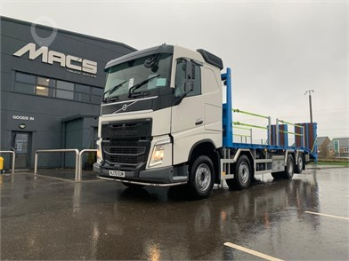 2021 VOLVO FH420 at TruckLocator.ie