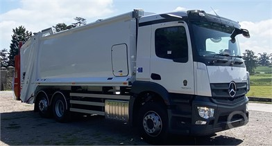2021 MERCEDES-BENZ ACTROS 2530 at TruckLocator.ie