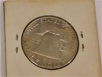 1957-D Fifty Cent