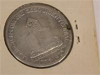 1925 Lexington-Concord Fifty Cent