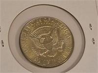 1968-D Fifty Cent