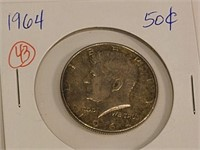 1964 Fifty Cent