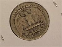 1941-D Twenty Five Cent