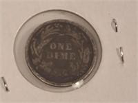 1897 Ten Cent
