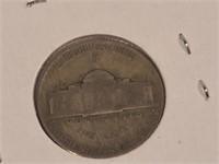 1945-P Five Cent