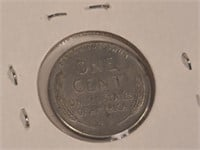 1943-S One Cent
