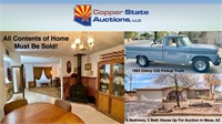 Estate Ordered Auction in W. Mesa, AZ 85202 Ends 2/18/21 7pm