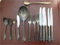 1933 WORLD'S FAIR SPOON, STERLING WI SPOON, MORE