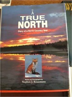 "BOOKS, ""TRUE NORTH, WILD SOUTHLANDS, MORE"