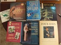SIDNEY SHELDON BOOK, GUIDE TO INDOOR GARDENING