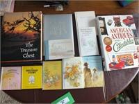 """BOOKS, INCL """"THE TREASURE CHEST"""", MORE"""