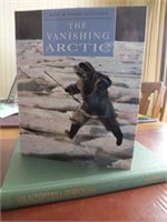 VANISHING ARCTIC, VANISHED SPECIES BOOKS