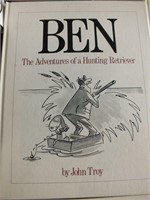 BEN THE HUNTING DOG BOOKS BY JOHN TROY