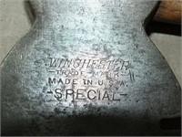 WINCHESTER HATCHET HEAD W/CRAFTSMAN HANDLE
