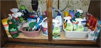 CLEANING SUPPLIES, DISH SOAP, BLEACH, MORE