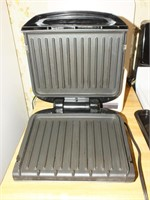 GEORGE FORMAN GRILL, TOASTMASTER PASTRY TOASTER