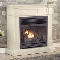 Duluth Forge Dual Fuel Ventless Fireplace