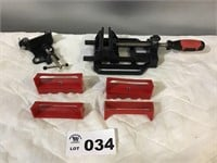 SMALL VISE & ACCESSORIES