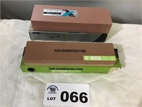SHARPENING WETSTONE DELUXE. NIB. 800 grit, KING