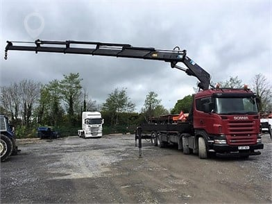 2007 SCANIA R380 at TruckLocator.ie