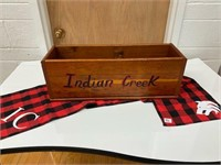 Indian Creek CCC People to People Auction
