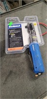 Kobalt air ratchet max torque 50ft-lb and