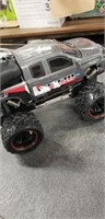 Used remote controlled toy truck untested