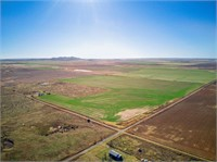 Kiowa County, OK +/- 800 Acres and Country Home for Sale