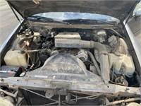 1991 Chevrolet Caprice station wagon