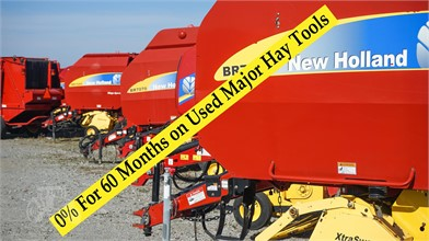 New Holland Round Balers For Sale In Arkansas 58 Listings Tractorhouse Com Page 1 Of 3