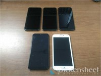 Large Amount Of Unclaimed Apple, Samsung & Other Cell Phones