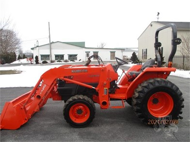 Kubota L3400 For Sale 23 Listings Tractorhouse Com Page 1 Of 1