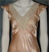 Boudoir, Baubles, and Furbelows - Vintage Dress Gown Clothes