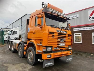 2011 SCANIA P143E500 at TruckLocator.ie