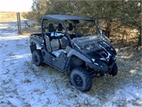 2014 Yamaha Viking Side by Side-Motor Issues