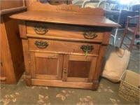 Dry Sink and Table Top Dresser