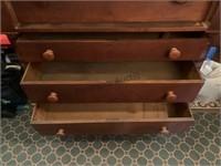 Step Front Dresser