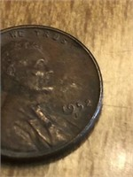 1952D One Cent
