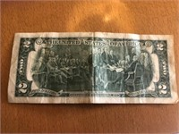 Two Dollar Bill 297A