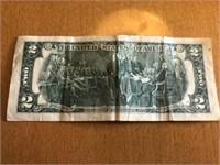 Two Dollar Bill 111A