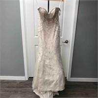 Online Bridal Dress Auction March 31 2021