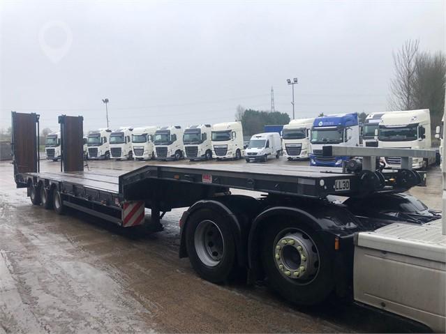 2020 MAC CAT 1 STEPFRAME LOW LOADER at TruckLocator.ie