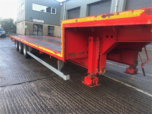 2016 MONTRACON STEPFRAME FLAT at TruckLocator.ie