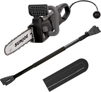 Electric Convertible Pole Chain Saw