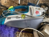 Vacuums, Dusters and Stool