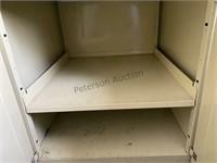 1 Metal Cabinet