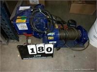 1330 Tools & Equipment Auction, February 17, 2021