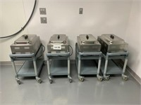 3/18 Commercial Kitchen & Warehouse Equip.