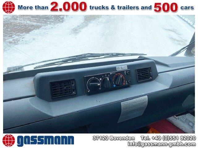 2007 MERCEDES-BENZ UNIMOG 500 For Sale In Bovenden, NI Germany | TruckPaper.com