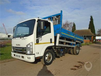 2015 ISUZU N75.190 at TruckLocator.ie
